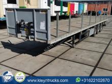 Návěs plošina System Trailers PRSH 27-BW hard wooden floor wi