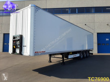 Semirremolque furgón Kässbohrer SBT Closed Box