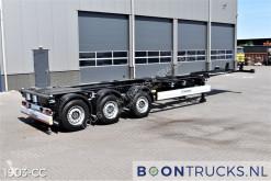 Náves na prepravu kontajnerov Krone SDC 27 BOX LINER | 2x20-30-40-45ft HC * LIFT AXLE * NEW/UNREGISTERED