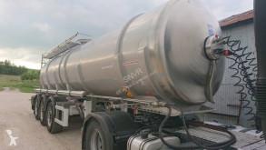 Полуремарке Maisonneuve Citerne inox 26000 litres цистерна втора употреба