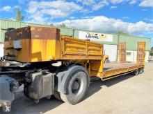 Semirimorchio Nicolas ATLAS 25300 trasporto macchinari usato