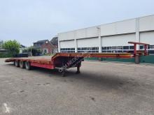 Náves Wilson Semi Dieplader náves na prepravu strojov ojazdený