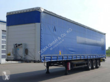 Yarı römork tenteli platform Schmitz Cargobull SCB-S3T*Edscha*Schmitz-Achsen*