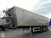 Félpótkocsi Mega LIGHT/TIPPER 46 M3 /WEIGHT: 5 800 KG!/FLAP-DOOR használt billenőkocsi