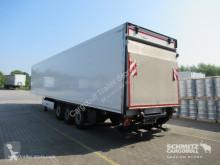 Krone insulated semi-trailer Tiefkühler Standard Ladebordwand