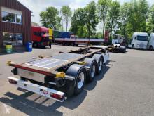 LAG container semi-trailer O-3-39 CD 3-Assen BPW - trommelremmen - ADR - Alcoa's (O519)
