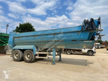 Kaiser construction dump semi-trailer DEMO
