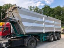 Návěs korba Lück 50 m3 Stahlmulde- Stahlchassis- Lift- ALU- Türen