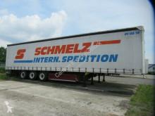 Yarı römork tenteli platform Schmitz Cargobull Gardine, Edscha, Portal, Lift, Pal.Kasten
