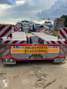 Nooteboom heavy equipment transport semi-trailer Pendel-X PENDULER