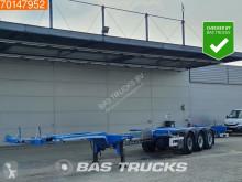 Semitrailer Pacton ET3 20-30-40-45 Ft. Liftachse 2 x Ausziehbar Extending-Multifunctional containertransport begagnad