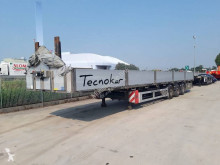 Semirimorchio TecnoKar Trailers T319C TT cassone trasporto bobine usato