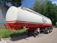 Semi remorque citerne Trailor Fuel Fuel, 39989 Liter, 7 Compartments