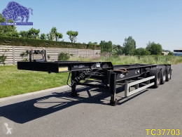 Semirremolque Container Transport portacontenedores usado