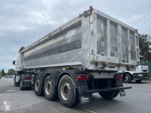 Semitrailer flak Tisvol CONICO ALUMNIO 26M3