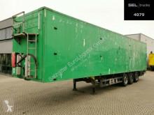 Semi reboque piso móvel Schmitz Cargobull SW 24 / Liftachse