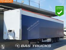 Semi reboque piso móvel Van Eck PT-3LNN NL-Truck Liftachse Mega Doppelstock Rollenbredt Aircargo