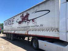 Semi remorque savoyarde Fruehauf RIDELLE