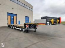 Kässbohrer heavy equipment transport semi-trailer SLA 3