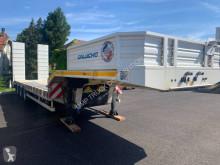 Semitrailer maskinbärare Galucho
