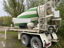 Concrete mixer concrete semi-trailer Intermix SH15.5.18 10 m3 Betonmischauflieger
