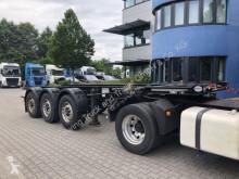 Krone chassis semi-trailer Box Liner SDC 27 eL20