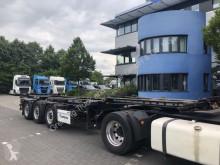 Krone chassis semi-trailer SDC 27 eLTU6 Box Liner, Multichassis