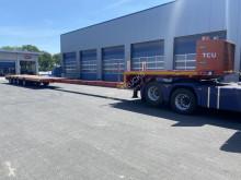Naczepa Broshuis 4 ABD-58/ 55 TON - 34.20 Mtr. 4 Axle do transportu sprzętów ciężkich używana