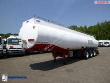 Naczepa Indox Fuel tank alu 40.2 m3 / 6 comp cysterna używana