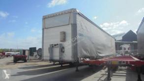 Semitrailer Schmitz Cargobull skjutbara ridåer (flexibla skjutbara sidoväggar) begagnad