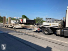 Faymonville heavy equipment transport semi-trailer Multi NZ 3+1