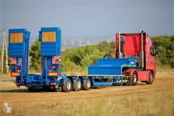 Semirremolque Lider trailer Non Spécifié portamáquinas usado