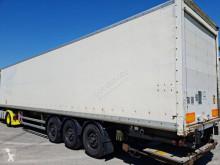 Samro semi-trailer used box