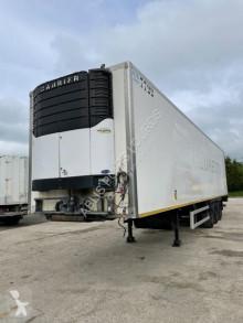 Semitrailer Samro Non spécifié kylskåp multi-temperatur begagnad
