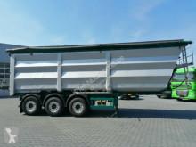 Semirimorchio Lück 50 m3 Stahlmulde- Stahlchassis- Lift- ALU- Türen ribaltabile usato