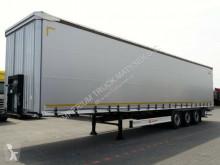 Kässbohrer tarp semi-trailer CURTAINSIDER/STANDARD / LIFTED AXLE/SAF/2016