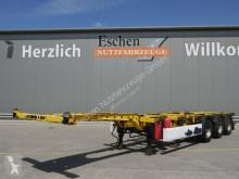 Semirimorchio Krone SD High Cube Chassis*Luft/Lift*Heckausschub telaio usato