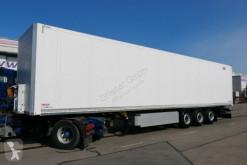 نصف مقطورة Schmitz Cargobull SKO SKO 24/ DOPPELSTOCK / ZURRLEISTE /PAL.KASTEN عربة مقفلة طابقين مستعمل