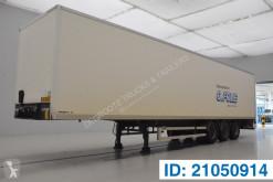 Semitrailer transportbil LAG Koffer
