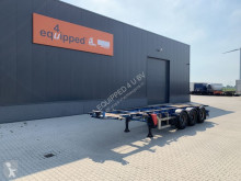 Semitrailer containertransport LAG 20FT/30FT, ADR (FL, AT, OX)