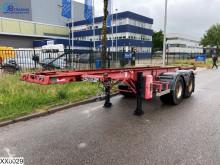 Полуприцеп General Trailers Chassis 20 FT, Steel suspension контейнеровоз б/у