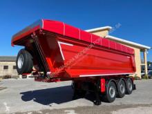Yarı römork deniz doldurma damperli kamyon Galucho Semi-Reboque