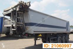 Semirimorchio Schmitz Cargobull 33 cub in alu ribaltabile usato