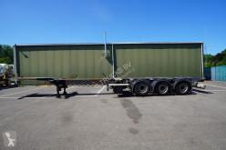 Semi remorque porte containers D-TEC MULTI CONTAINER TRAILER