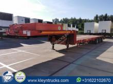 Goldhofer STZ 3-35/80 semi-trailer used heavy equipment transport