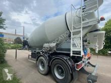 Trailer beton molen / Mixer De Buf