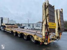 Semirremolque portamáquinas Castera AMC Castera porte engins, élargissable