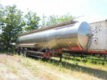 Magyar Inox 9 Comp *ADR *Fuel Chemie semi-trailer used tanker