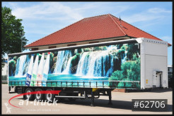Schmitz Cargobull tarp semi-trailer Tautliner, LBW, Liftachse, verzinkt, VDI 2700, Getraenke