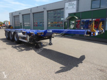 Semirimorchio D-TEC FT-43-03V, all connections, Highcube, TUV04/2022 portacontainers usato